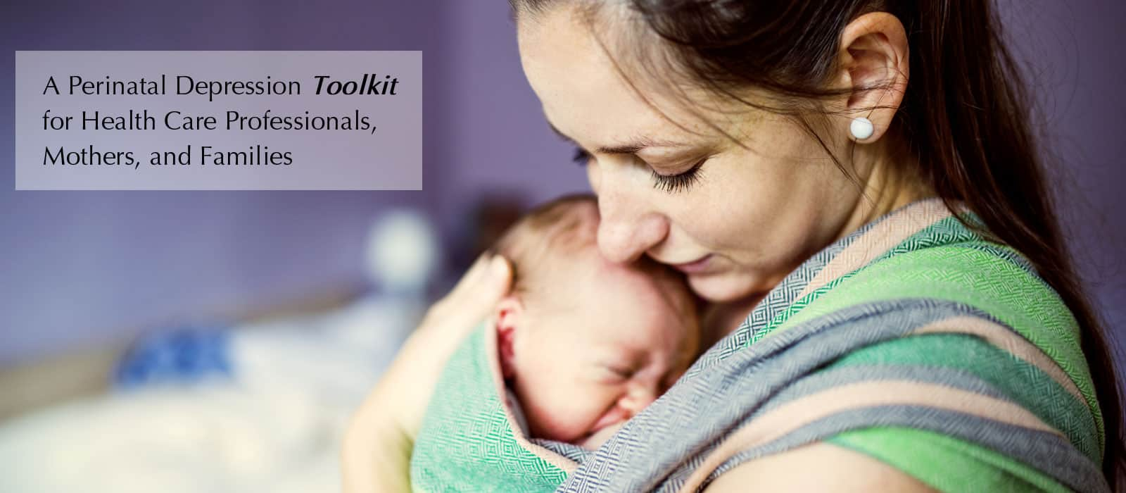 Perinatal Depression Toolkit